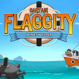 Captain Flaggity MinesSweeper Hard