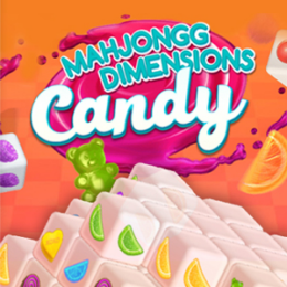 Mahjongg 3D: Black Hole: Candy