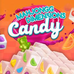 Mahjongg 3D: Black Hole: Candy