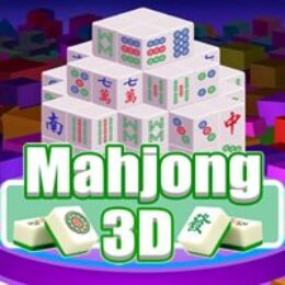 Mahjongg 3D: 5 Pyramids